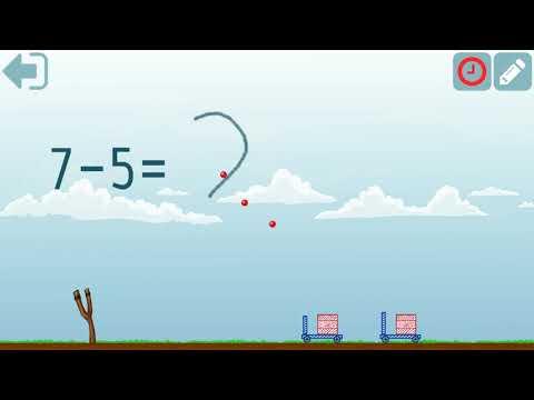 First grade Math - Subtraction