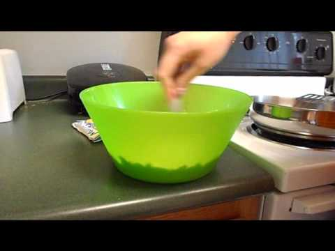 How to Make Pancakes from Muffin Mix