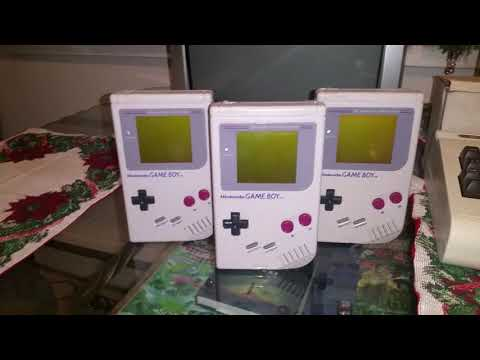 Restoring my original gameboy, Part 2, battery acid, battery cover, and screen cover