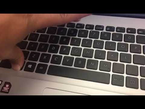 How to get your pointer key to work again