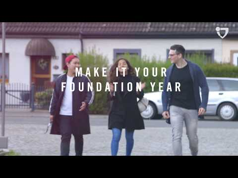 Foundation Year - Get ready for university!