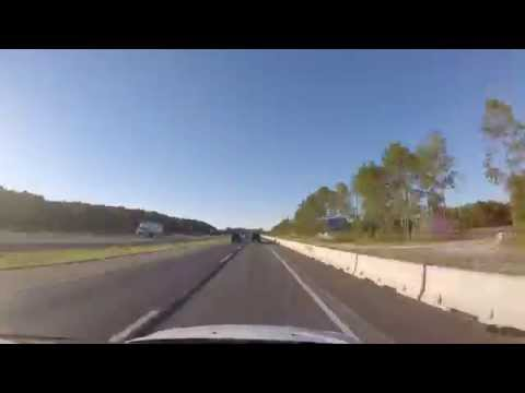 Road Trip 2014 - Fort Myers, FL to Tallahassee, FL (Day 1)