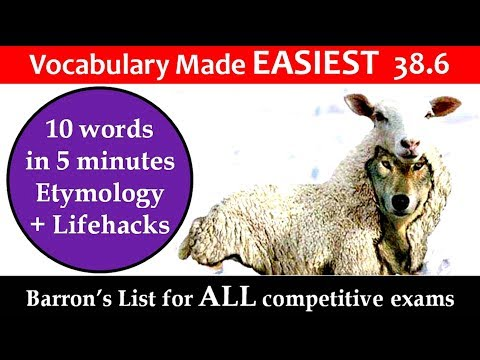vocabulary made easiest 38.6 learn etymology by puneet biseria in hindi