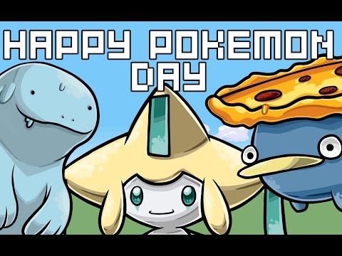 Happy Pokémon Day!!