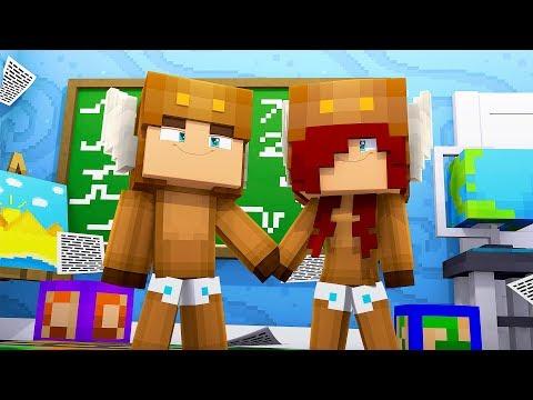 Minecraft Daycare - MOOSECRAFT'S NEW GIRLFRIEND! (MINECRAFT ROLEPLAY)