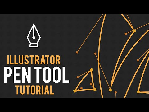Pen Tool Tutorial | Adobe Illustrator