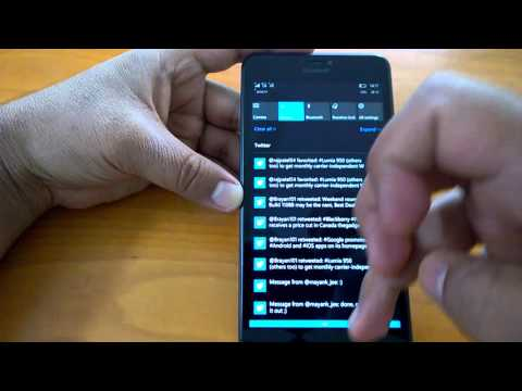 Windows 10 Mobile Tutorials: Phablet UI on Smaller Devices, Text-size change