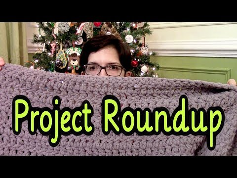 Craft Project Roundup ~ Handmade Christmas Gifts