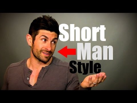 Style and Life Advice For Short Men: Perspective From A Short Man Alpha M!