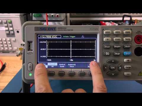 Siglent SDM3055 5.5 Digit Bench Multimeter Review - Pt2