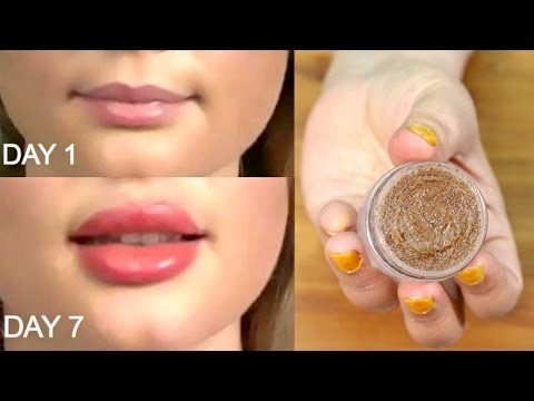 Easiest Way To Get Huge Big Lips Without Surgery- Lip Plumper Remedy