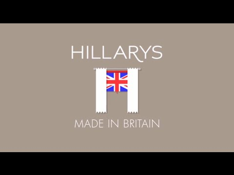 British Blinds Made In Britain by Hillarys