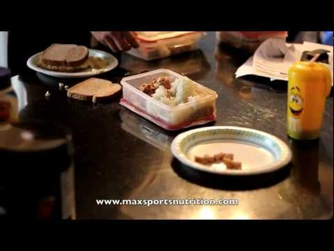 Bodybuilding Food - Bodybuilding Motivation to Eat
