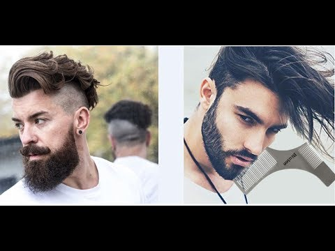 The Modern HairStyle | BeardStyle In USA | BeardStyle Compilation | Hair Cut Transformation