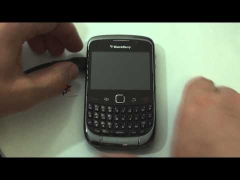 BlackBerry popravka - Enter Network MEP code 0 left