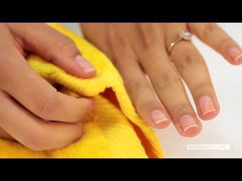 How To Whiten Nails Instantly | NewBeauty Tips and Tutorials