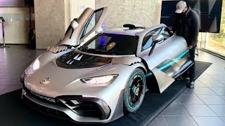 Getting my AMG Project ONE update & Factory visit 2020