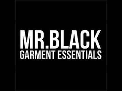 Mr. Black - How to Use Denim Refresh and Denim Wash