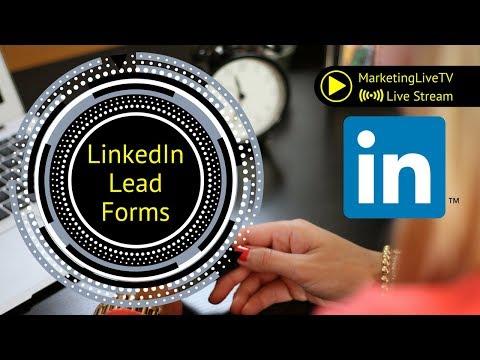 LIVE: Lead Generation using LinkedIn Lead Gen Forms