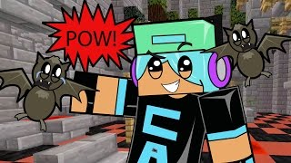 I Punched a Bat! / Minecraft Party Games / Gamer Chad Plays