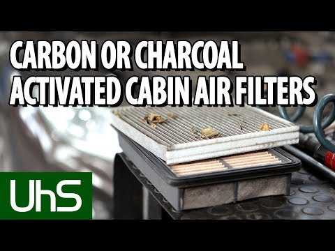 Carbon Or Charcoal Activated Cabin Air Filters | Tech Minute