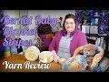 Bernat Baby Blanket Stripes Yarn Review
