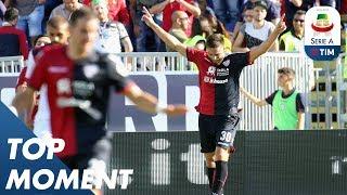 Pavoletti Makes It A Comfortable Win for Cagliari | Cagliari 2-0 Bologna | Serie A