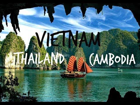 Southest Asia - Vietnam | Cambodia | Thailand - GoPro