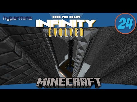Minecraft Mods: How to use stabilized mob spawners in FTB Infinity Evolved - E24