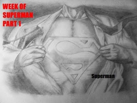 Injustice Week of Superman part 1