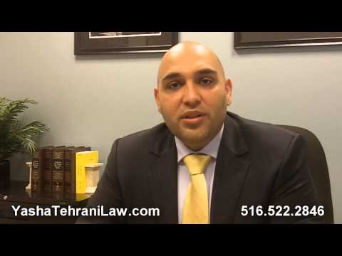 How to Start a Divorce Action in New York - Yasha Tehrani - Long Island Matrimonial Lawyer