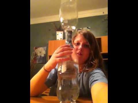 How to make a tornado, vortex, etc. using 2 bottle
