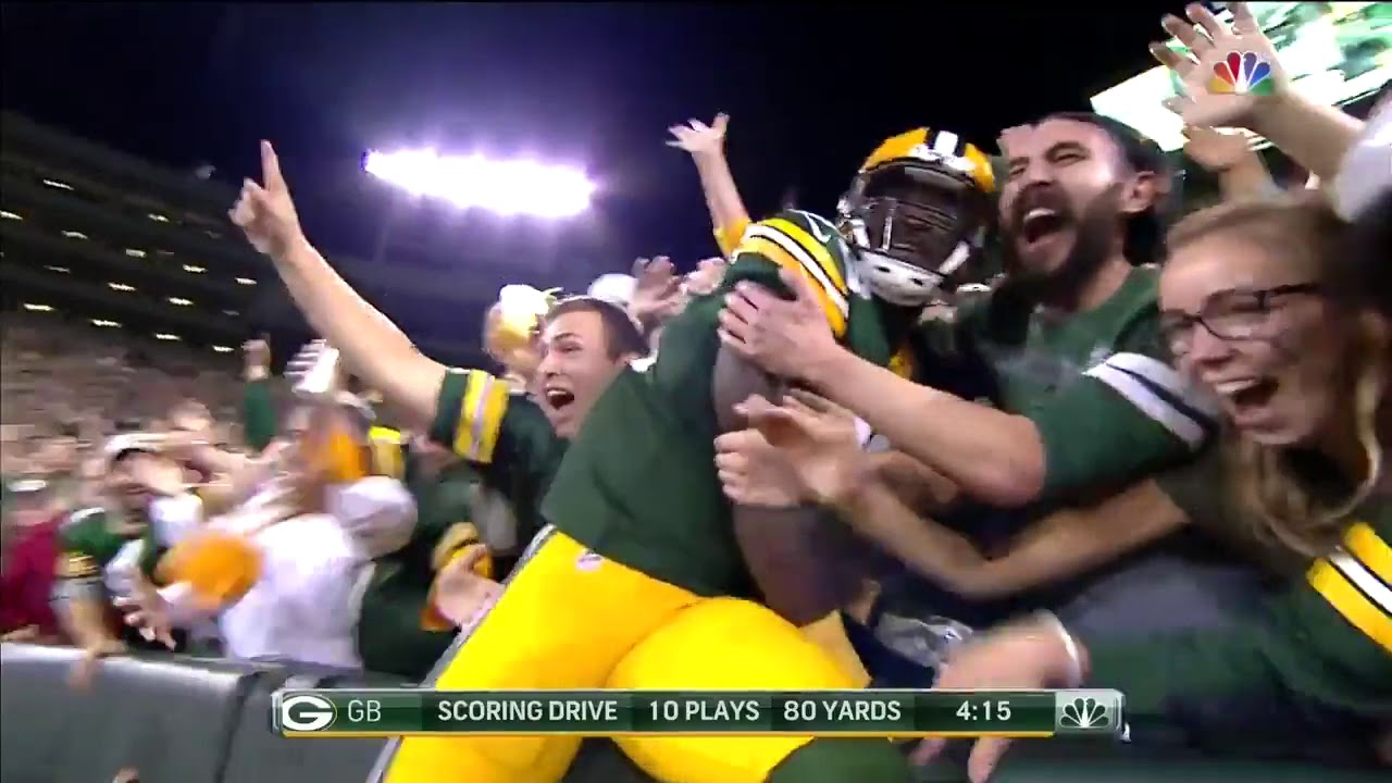 2015 Seahawks @ Packers