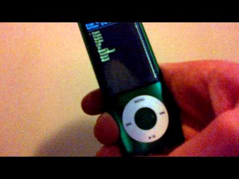 How To Hack Your iPod Nano 4th Gen And 5th Gen