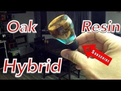 Making the Hybrid Blank Bottle Stopper