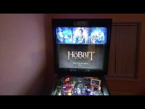 Jersey Jack Pinball Software Update Speed (Hobbit)