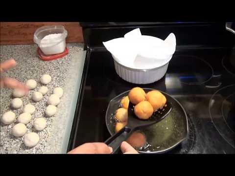 Jamaican Style Fried Dumplings | MY VERSION |- Episode 224