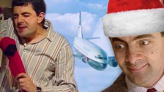 Flying home for Christmas | Christmas Special | Mr Bean Full Episodes | Mr Bean Official