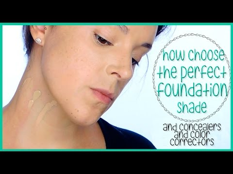 How to choose your foundation shade and concealers | Silvia Quiros Makeup