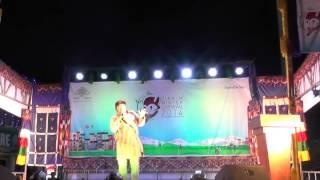 Lepcha song live @ M G Marg, Gangtok