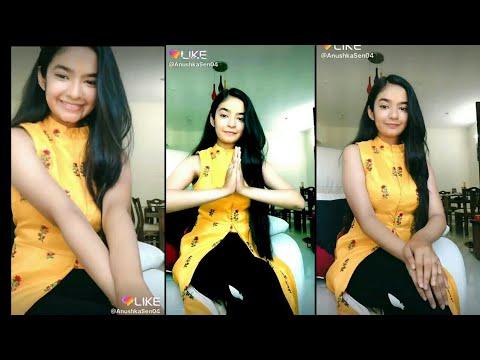Xxx Mp4 Anushkasen AnushkasenVideos Anushka Sen Like App Videos Anushka Sen Hot Video By Hot Tube 3gp Sex