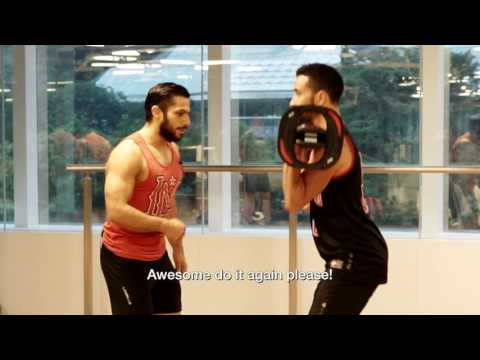 BODYPUMP™ Tip of the week #3 - The Clean and Press