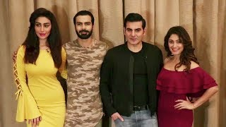Nirdosh Movie Cast Interview | Arbaaz Khan | Manjari Fadnnis | Ashmit Patel | Maheck Chahal
