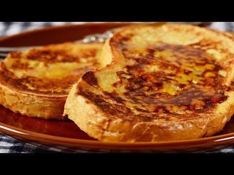 French Toast Recipe Demonstration - Joyofbaking.com