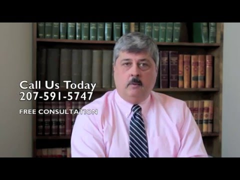 Attorney Ben Campo on why you need a Maine OUI lawyer if you've been charged with drunk driving