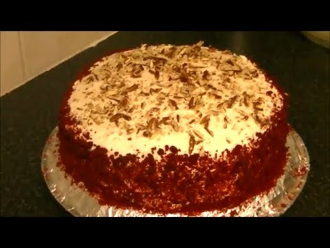 RED VELVET CAKE *COOK WITH FAIZA*