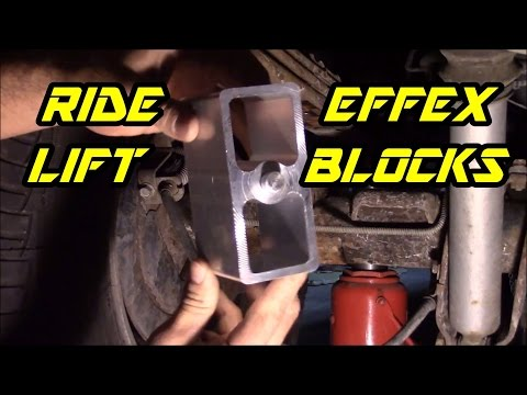 How to install Ride Efffex 3