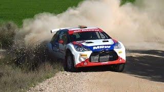 Rally Circuito de Navarra 2017 | Crash, Show & Mistakes | ADRacing
