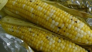 Baked In Foil Corn On The Cob How To Make Fresh Corn On The Cob Instr
