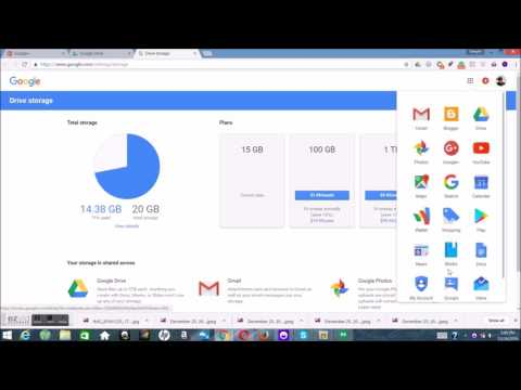 Google Drive Storage Yearly Subscriptions $20/100GB $100/1TB